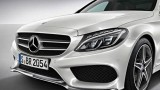 2014 Mercedes Benz C serisi AMG paket böyle olacak!