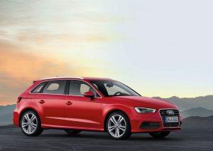 Audi A3 Sportback S line/Standaufnahme