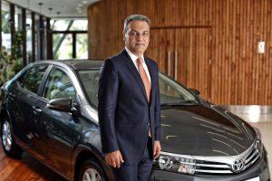 Toyota Türkiye Pazarlama ve Satış A Ş  Ceo'su Ali Haydar Bozkurt-1