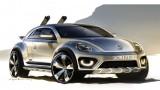 Volkswagen Beetle araziye çıkıyor! Beetle Dune Crossover