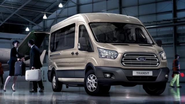 Yeni 2014 Ford Transit Minibüs daha konforlu olacak. Peki Türkiye