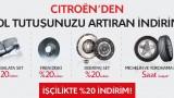 Citroen Nisan-Mayıs 2014 Servis kampanyası