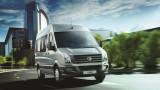 Volkswagen Crafter'a özel servis kampanyası