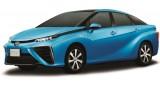Toyota'nın yeni az yakan aracı Fuel Cell Sedan ortaya çıktı
