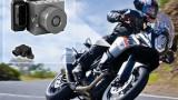 Motosiklet sürücülerine virajlarda fren ve gaz desteği