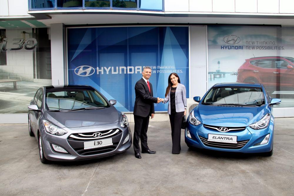 Ortaklar Otomotiv Hyundai Bayisi Oldu
