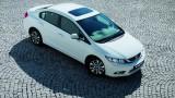 Honda Civic'te şimdi al Nisan 2015'te öde kampanyası