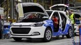 Yeni Hyundai i20 'nin İzmit'teki üretimi başladı