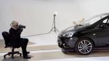 Opel Corsa ve Choupette Karl Lagerfeld için poz verdi