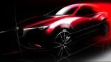Mazda CX-3 LA Otomobil Fuarı'nda görücüye çıkarıyor