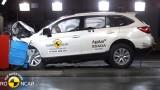 Subaru Outback EuroNCAP çarpışma – güvenlik testi videosu