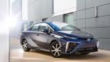 Toyota'nın yakıt hücreli otomobili Mirai'ye büyük ilgi