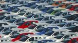 Ocak 2015'te kaç adet araba satıldı?