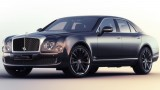 Bentley Mulsanne Speed 'Blue Train'i tanıttı