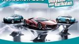 İstanbul Autoshow Fuarı 2015'da hangi modeller tanıtılıyor? Haberleri-fotoğraflar-videolar
