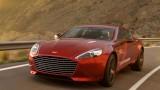Aston Martin Rapide S Türkiye'de