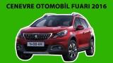 Cenevre Otomobil Fuarı 2016: Peugeot 2008 (English subtitled)