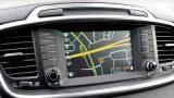 Kia Sorento'ya yeni navigasyon