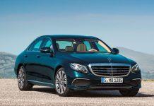 Yeni Mercedes E Serisi