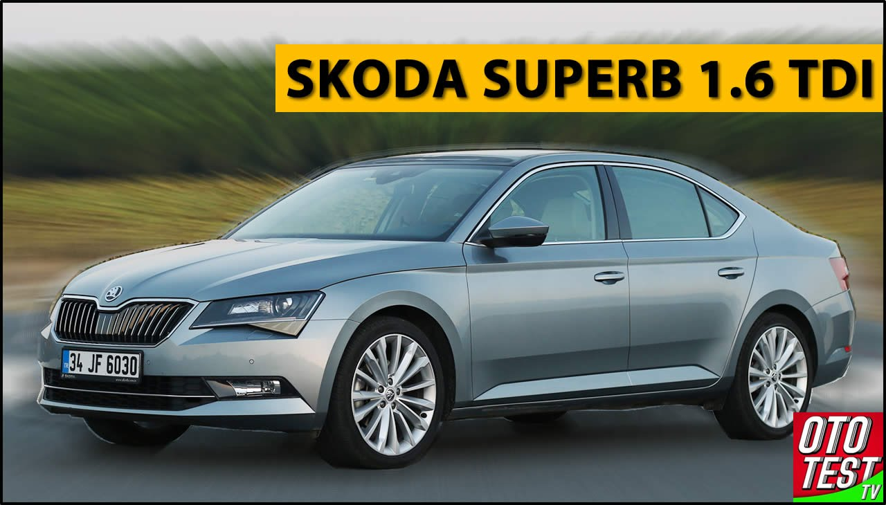 skoda superb 2016 test s r yorum inceleme. Black Bedroom Furniture Sets. Home Design Ideas