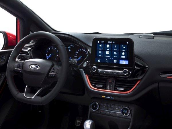 Der neue Ford Fiesta: Der technologisch fortschrittlichste Klein